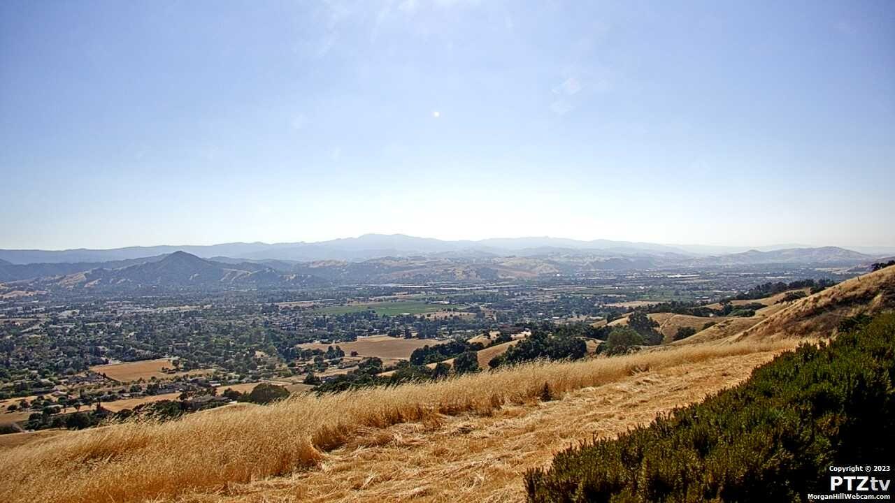 Morgan Hill Town View